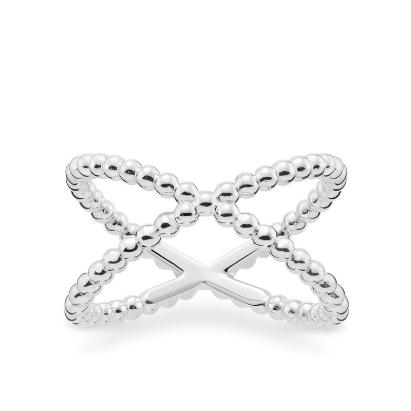 Thomas Sabo Dot Crossover Ring
