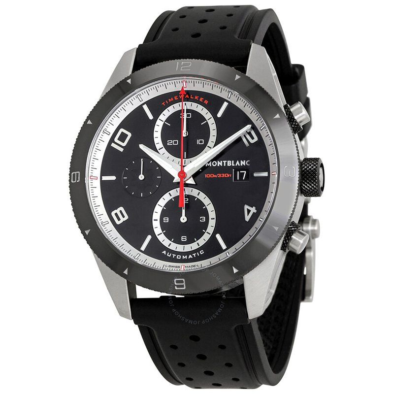 Montblanc Time Walker Automatic Chronograph Watch