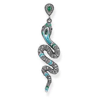 Snake Single  Earring