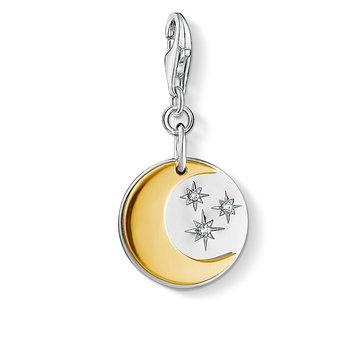 Moon & Stars Charm