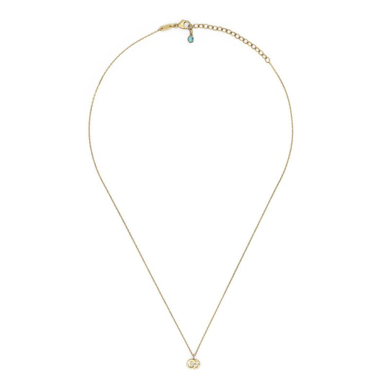 Gucci Jewellery Gucci Running G Necklace