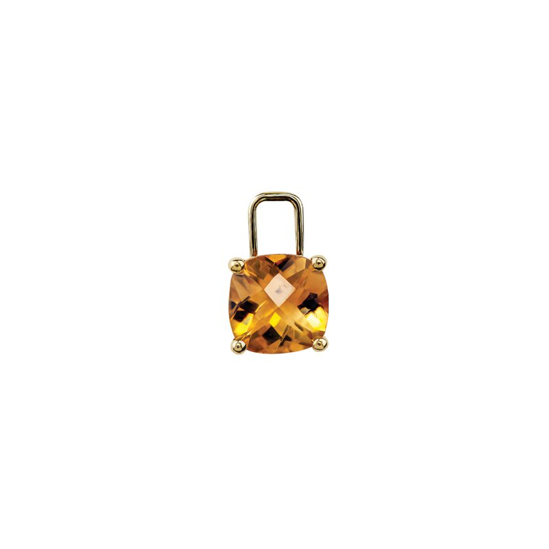 The Collection Citrine Earring Enhancers