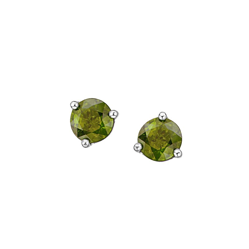 The Collection Peridot Earrings