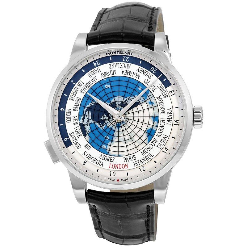 Montblac Heritage Spirit Orbis Terrarum Watch