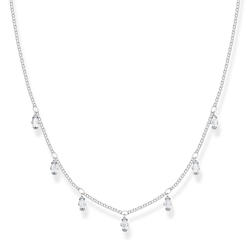 Thomas Sabo Necklace Baguette