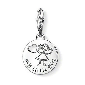 Charm Pendant Daughter