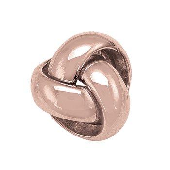 Love Knot Stud Earring