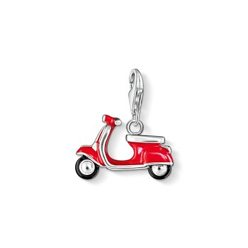 Charm Red Scooter