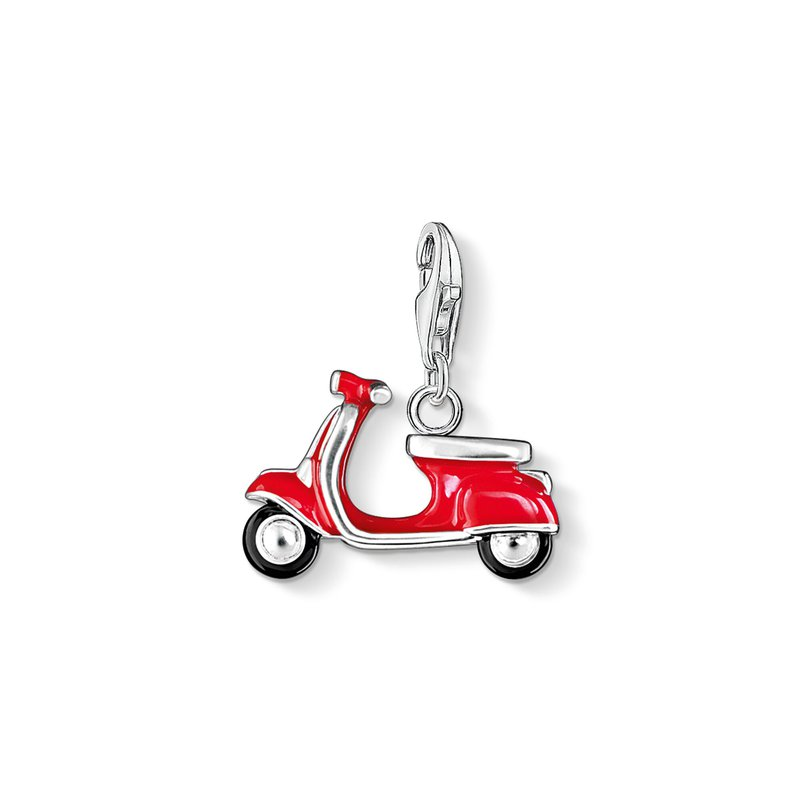 Thomas Sabo Charm Red Scooter