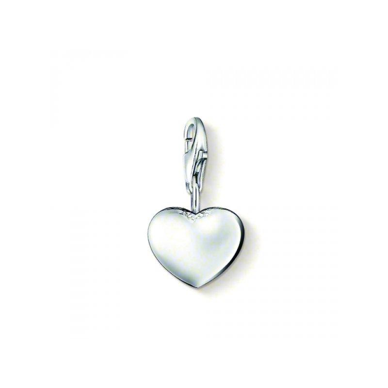 Thomas Sabo Charm Puffed Heart