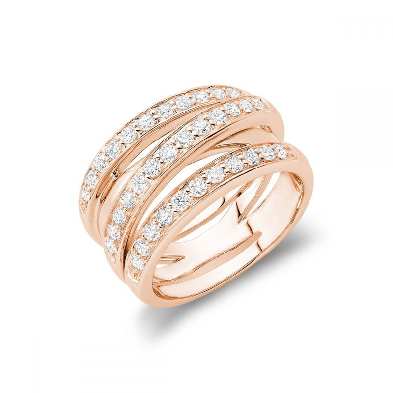 RNB Bijoux Jewellery Diamond Wrap Ring