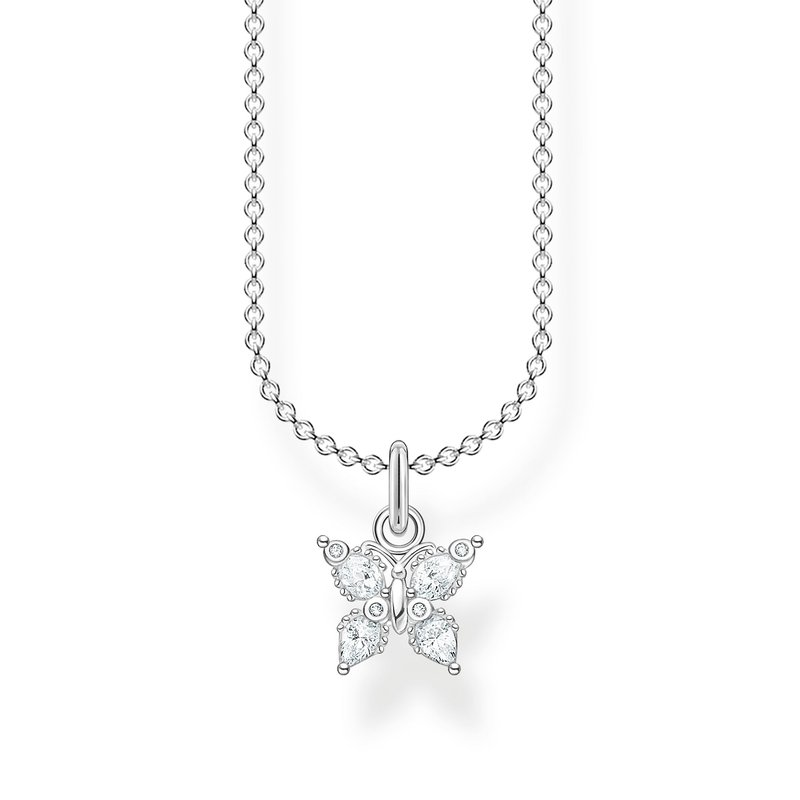 Thomas Sabo Necklace Butterfly