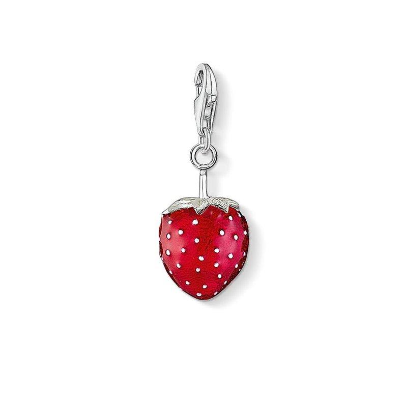 Thomas Sabo Strawberry Charm