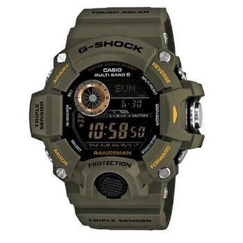 Rangeman in Green