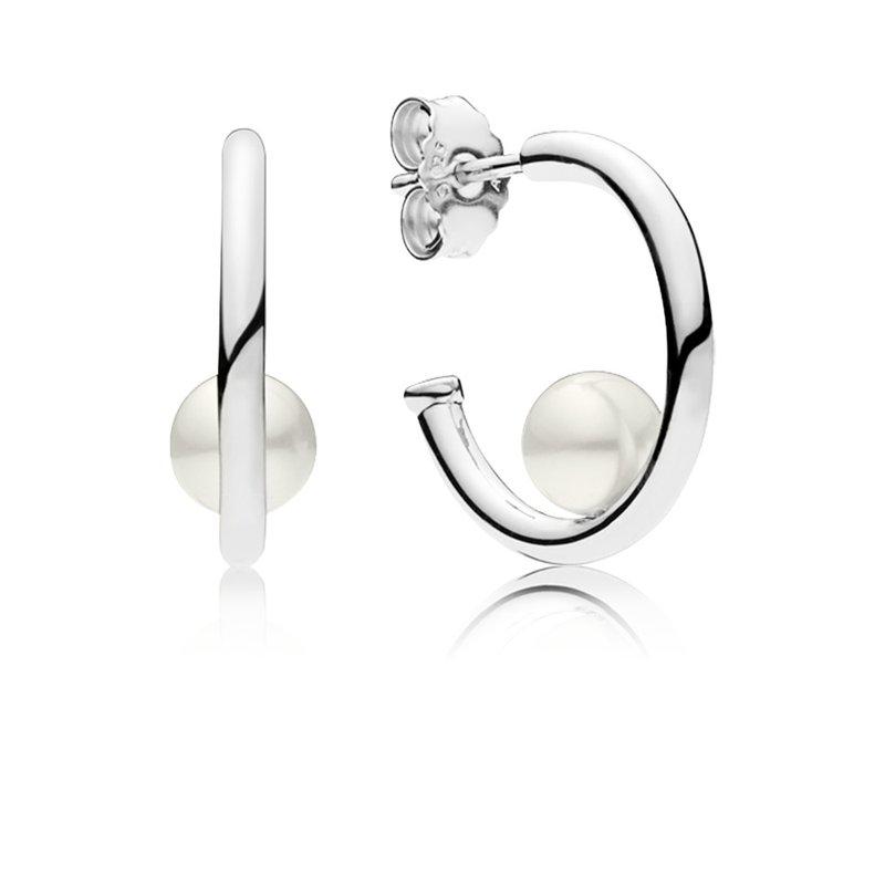 PANDORA Classic Bead Stud Earrings