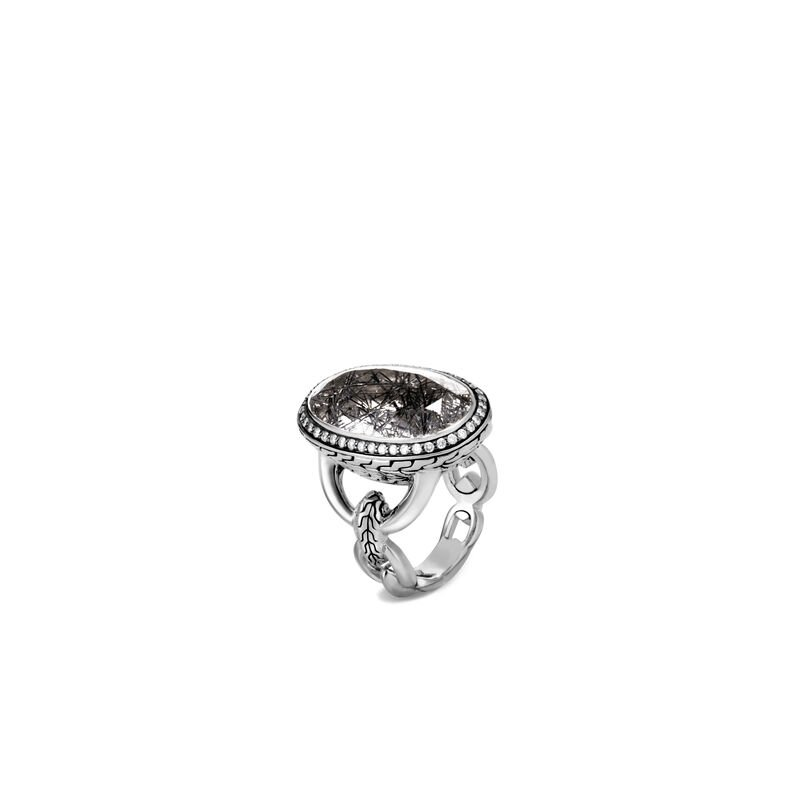 John Hardy Classic Chain Knife Edge Ring