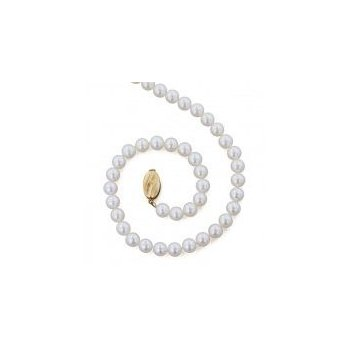 Freshwater Cultured Pearl Strand - 6mm+