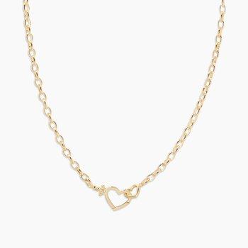 Parker Heart Necklace