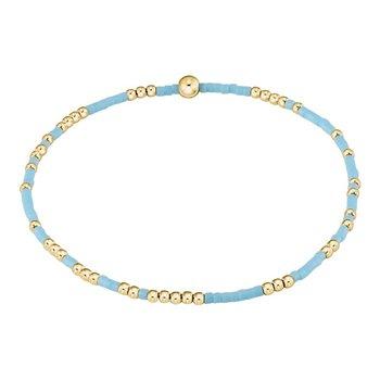 Hope Unwritten Bracelet - Turquoise