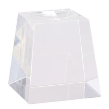 """Crystal Base for 4.5"""" Globes"""