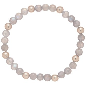 Gold Sincerity Bracelet in Pearl