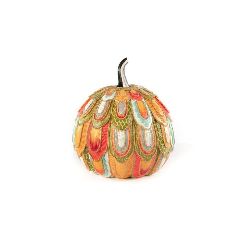 MacKenzie-Childs Aurora Pumpkin