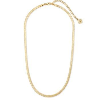 Kassie Chain in Gold