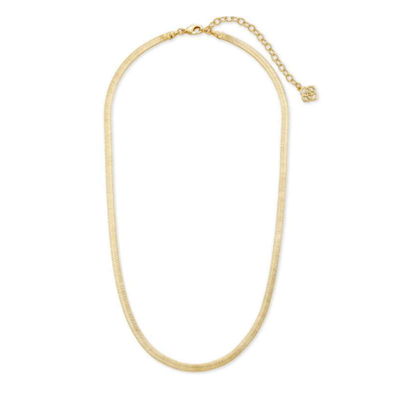 Kendra Scott Kassie Chain in Gold