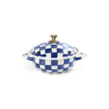 Royal Check Casserbole - Medium