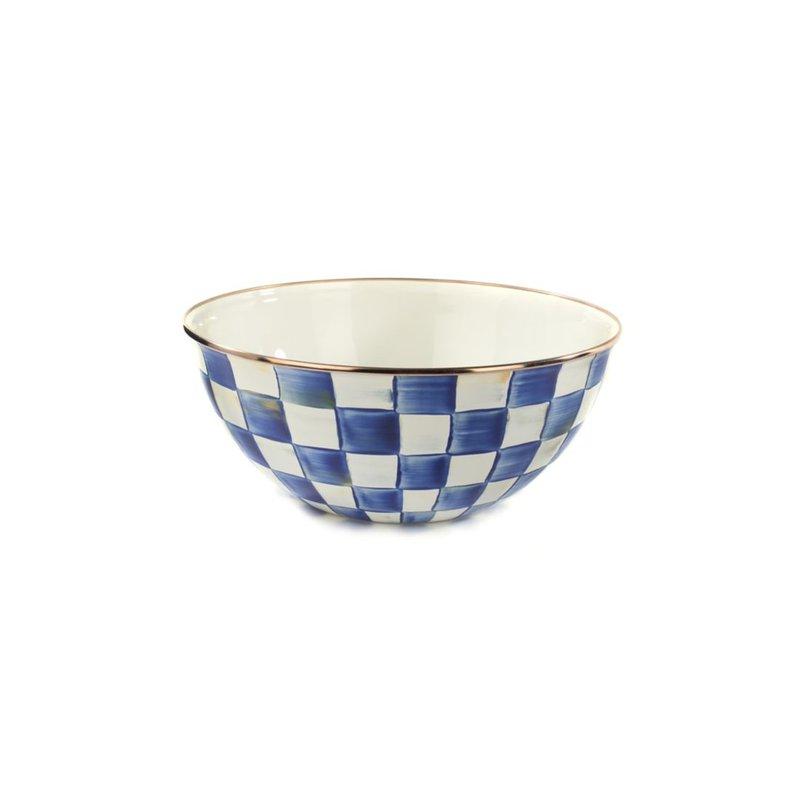 MacKenzie-Childs Royal Check Everyday Bowl - Large