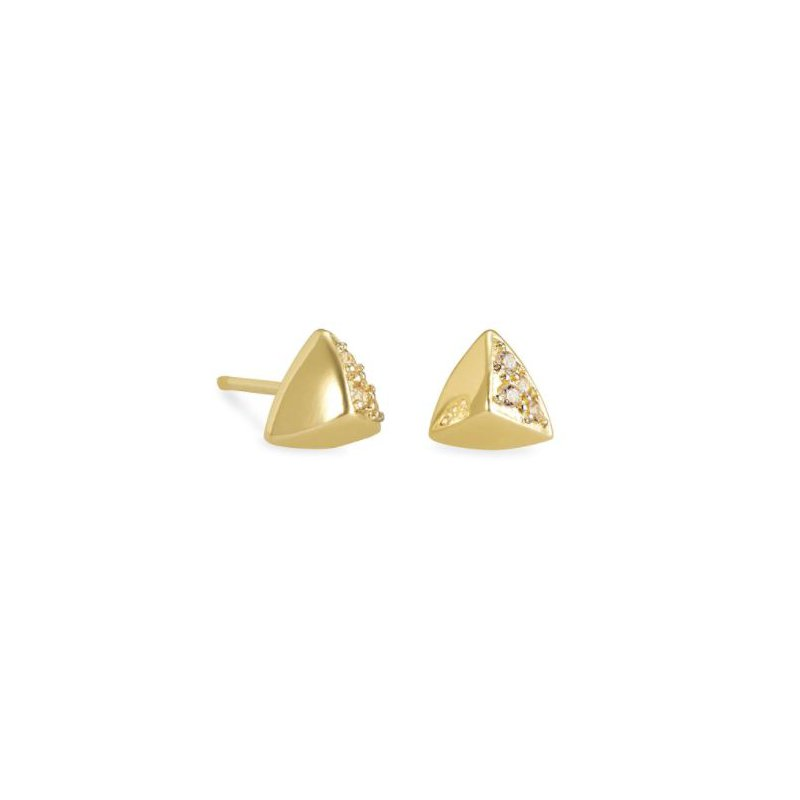 Kendra Scott Perry in Gold