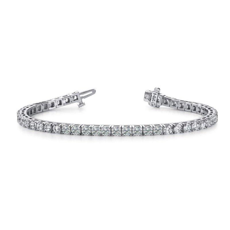 Kelley Collection  Diamond Tennis Bracelet