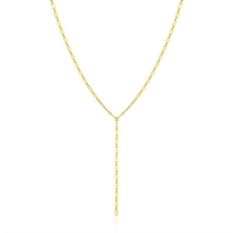 Ela Rae Jewelry, LLC Yaeli ~7C Cut Out Chain