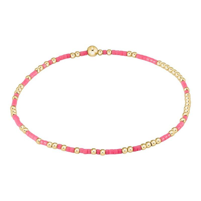 ENewton Design Hope Unwritten Bracelet - Pink