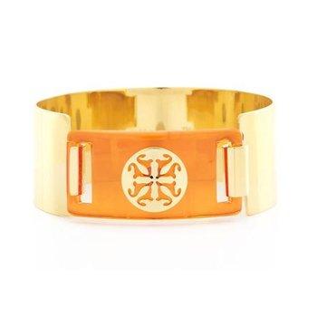 Heather Orange in Gold