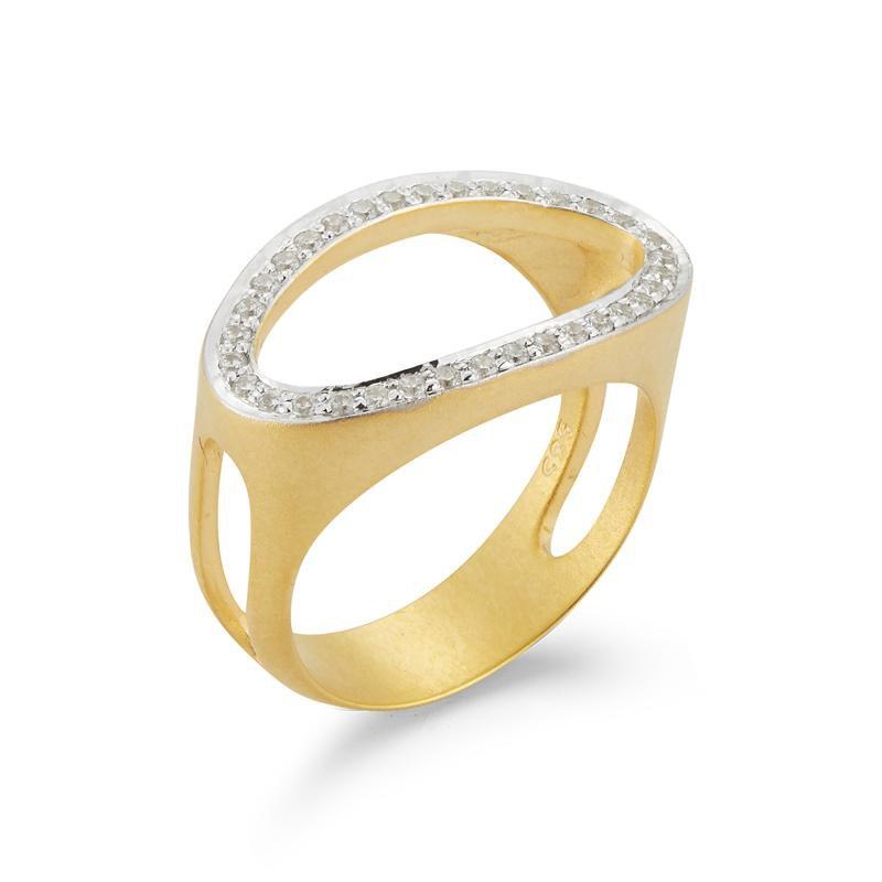 Kelley Collection  Diamond Open Ring