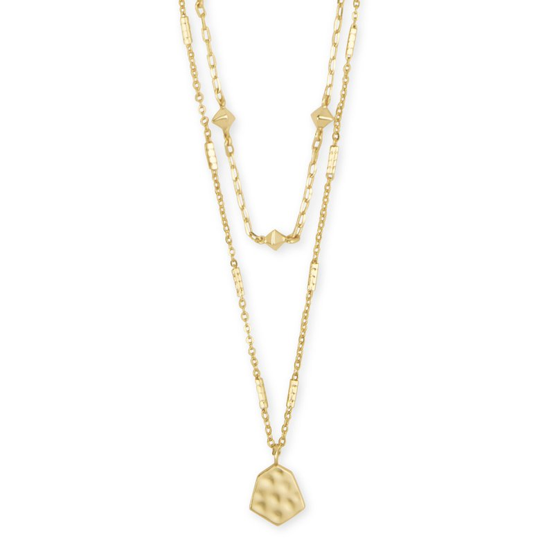 Kendra Scott Clove Multi Strand in Gold