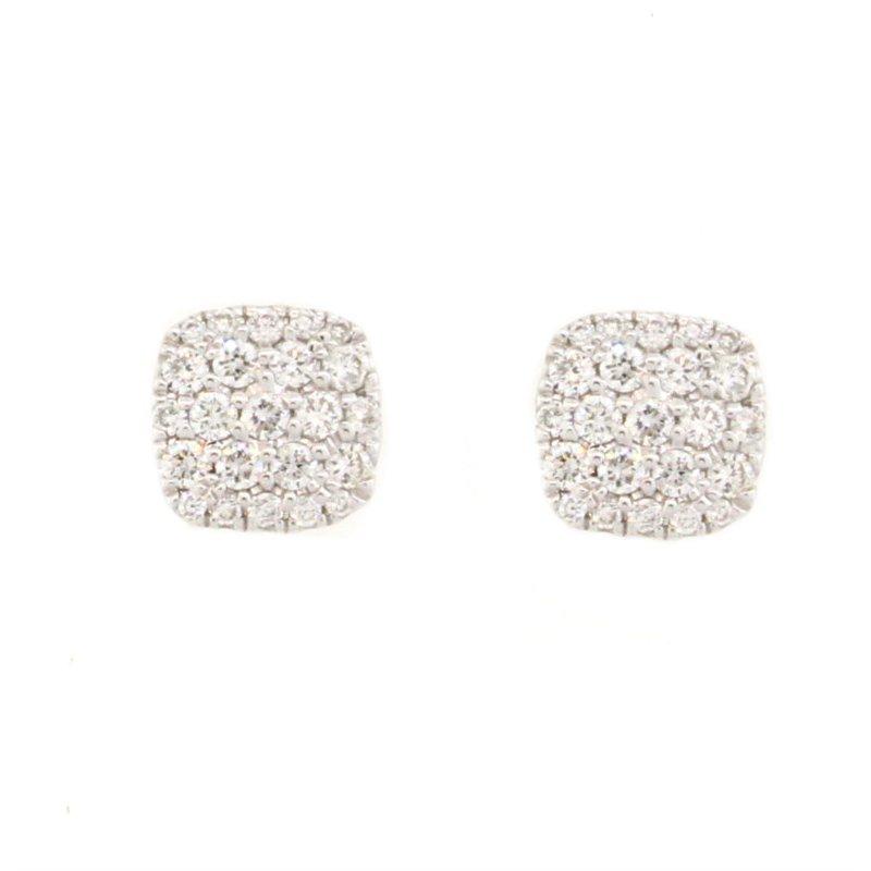 Kelley Collection  Diamond Pave Studs