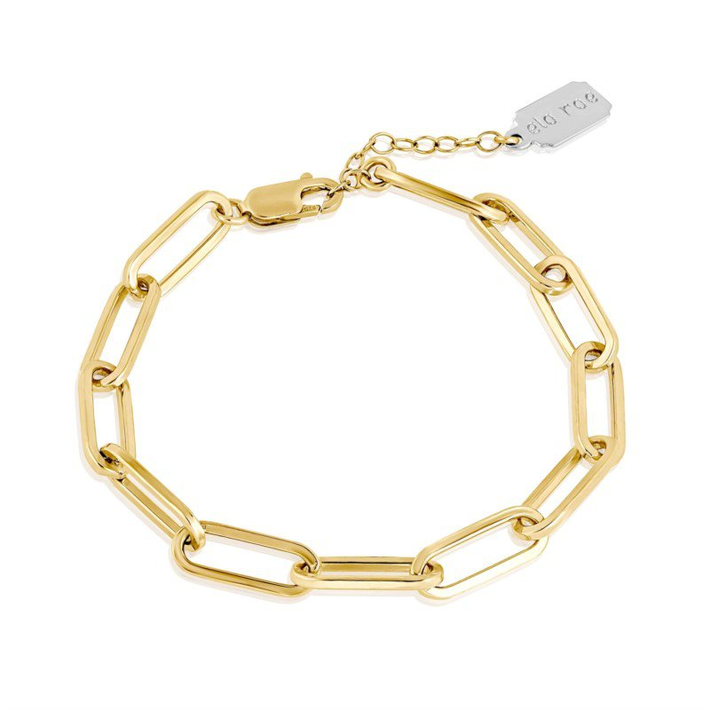 Ela Rae Jewelry, LLC Flat Rectangle Bracelet