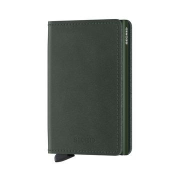Slimwallet in Original Green