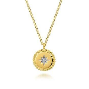 Bujukan Diamond Pendant