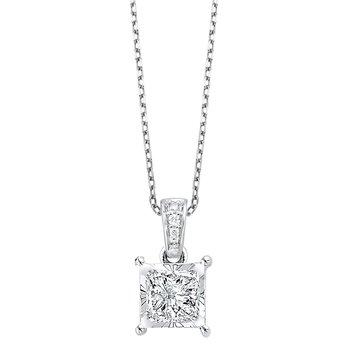Tru-Reflections Diamond Pendant