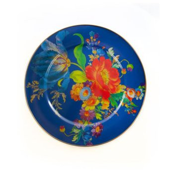 Flower Market Serving Platter - Lapis