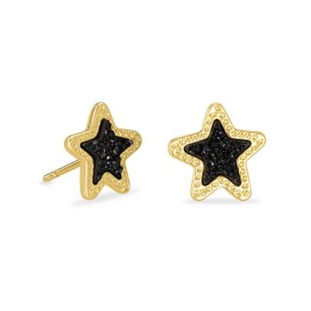 Jae Star in Black Drusy