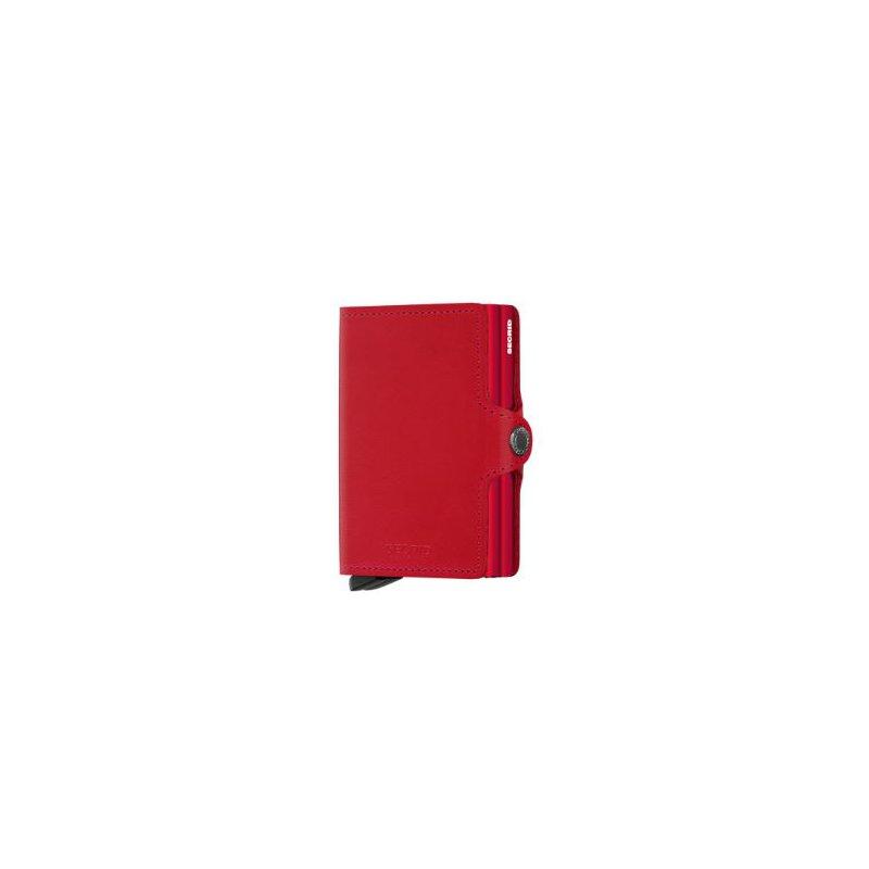 Secrid B.V. Twinwallet in Original Red