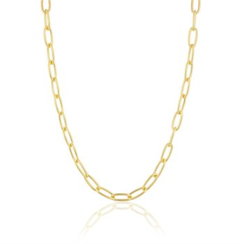Heavy Oval Chain
