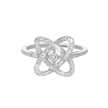 Love's Crossing Diamond Ring