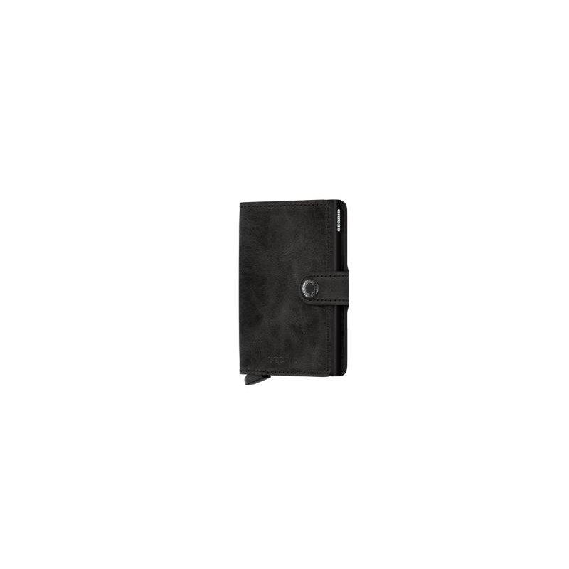Secrid B.V. Miniwallet in Vintage Black