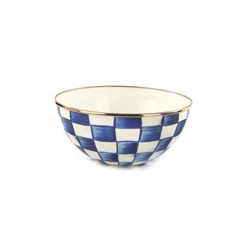 Royal Check Everyday Bowl - Small