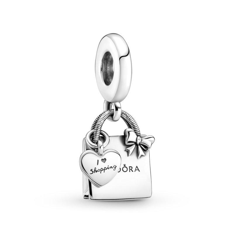 PANDORA Pandora Shopping Bag Dangle Charm